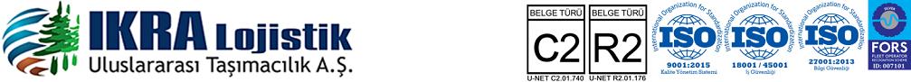 İkra Lojistik Logo